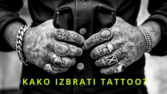 kaj morate vedeti preden se odločite za tattoo