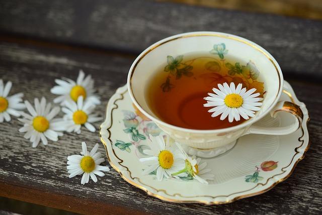 domači čaj