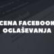 Kakšna je cena Facebook oglaševanja?
