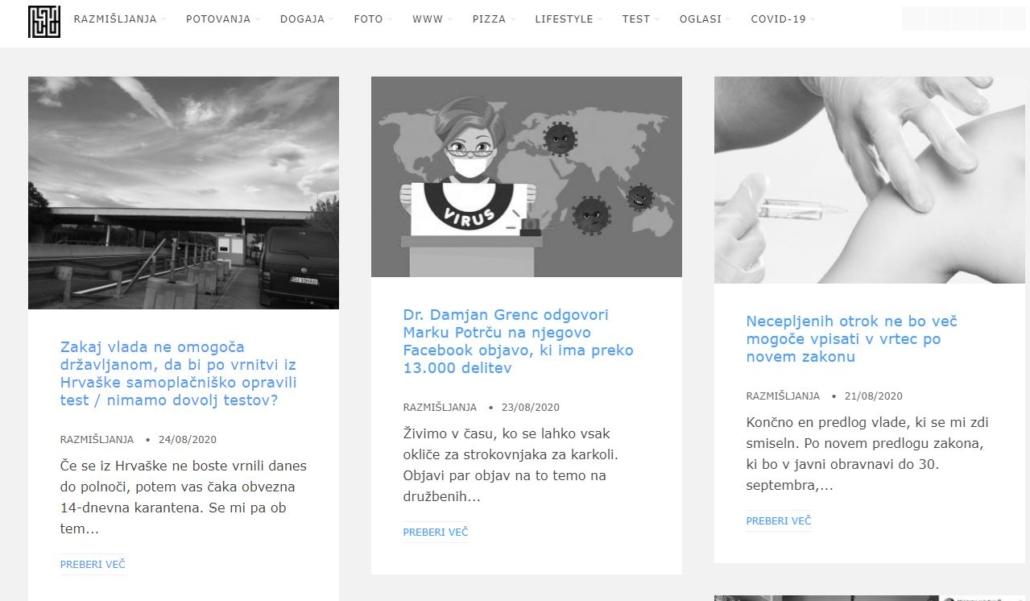 had.si spletni blog