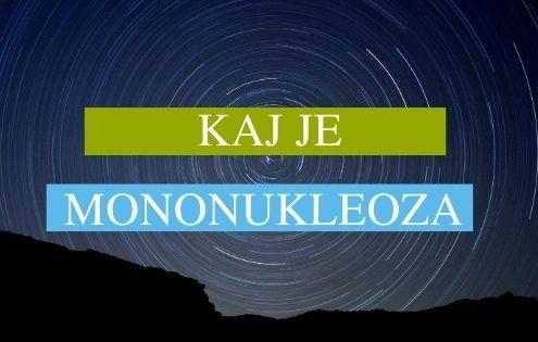 Mononukleoza